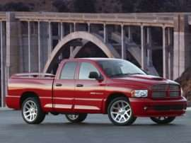 2005 Dodge Ram 1500 SRT-10 4x2 Quad Cab 140.5 in. WB