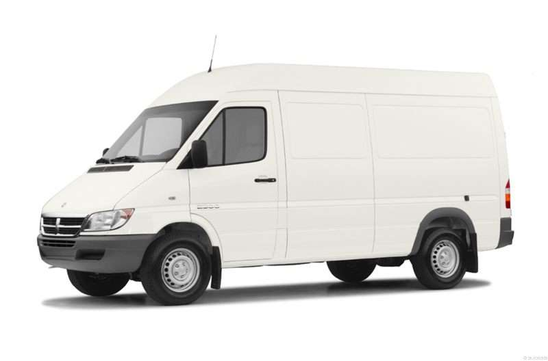 2005 Dodge Sprinter Van 3500