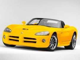 2005 Dodge Viper SRT10 2dr Convertible