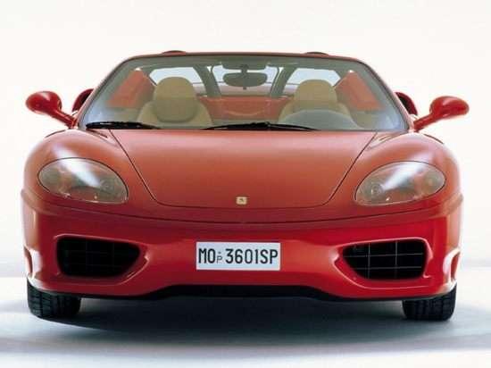2005 Ferrari 360 Modena Base