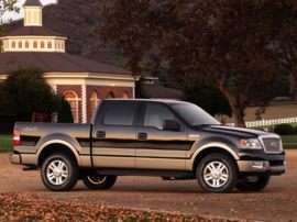 2005 Ford F-150 SuperCrew XLT 4x2 Styleside 5.5 ft. box 139 in. WB