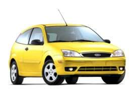 2005 Ford Focus ZX3 2dr Hatchback
