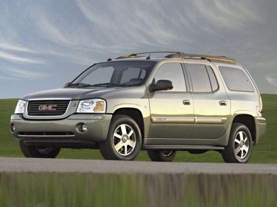 2005 GMC Envoy XL SLT 4x4