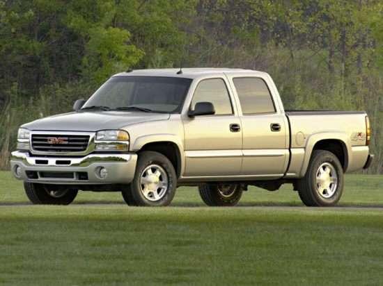 2005 GMC Sierra 1500HD