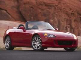 2005 Honda S2000 Base 2dr Convertible