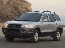 2005 Hyundai Santa Fe GLS Front-wheel Drive