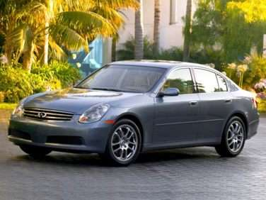 135,000 Infiniti G35 Sedans and Coupes to be recalled due to airbag issues