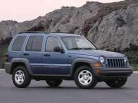 2005 Jeep Liberty Sport 4dr 4x2