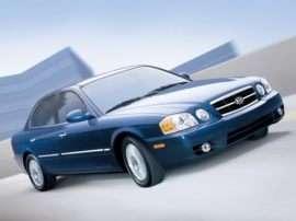 2005 Kia Optima EX V6 4dr Sedan