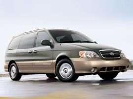 2005 Kia Sedona LX Passenger Van