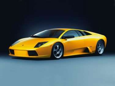 2005 Lamborghini Murcielago 