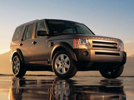 2005 land rover lr3 first drive. Black Bedroom Furniture Sets. Home Design Ideas