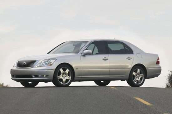 2005 lexus ls 430 models trims information and details. Black Bedroom Furniture Sets. Home Design Ideas