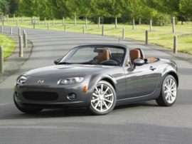 2005 Mazda MAZDASPEED MX-5 Miata Cloth 2dr Convertible