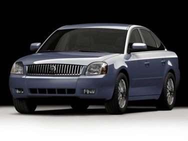 2005 Mercury Montego