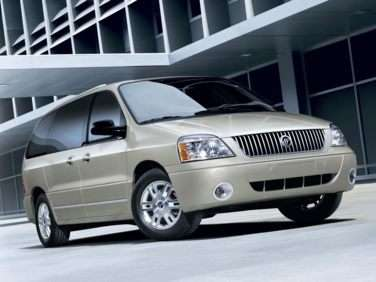 2005 Mercury Monterey 