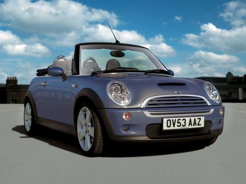 2005 mini cooper pictures including interior and exterior. Black Bedroom Furniture Sets. Home Design Ideas