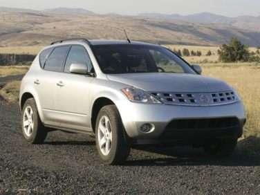 2005 Nissan Murano SL FWD