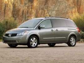 2005 Nissan Quest 3.5 4dr Front-wheel Drive