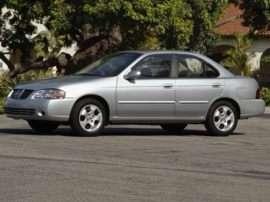 2005 Nissan Sentra 1.8 4dr Sedan