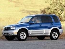 2005 Suzuki Grand Vitara LX 4x2
