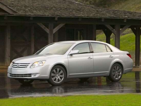 Toyota Avalon Used Car Buyer's Guide: 2005 - Current (2012)