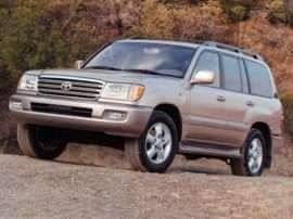 2005 Toyota Land Cruiser V8 4dr 4x4