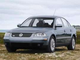 2005 Volkswagen Passat GL 4dr Front-wheel Drive Sedan
