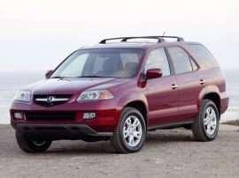 2006 Acura MDX 3.5L 4dr 4x4
