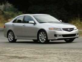 2006 Acura TSX Base 4dr Sedan