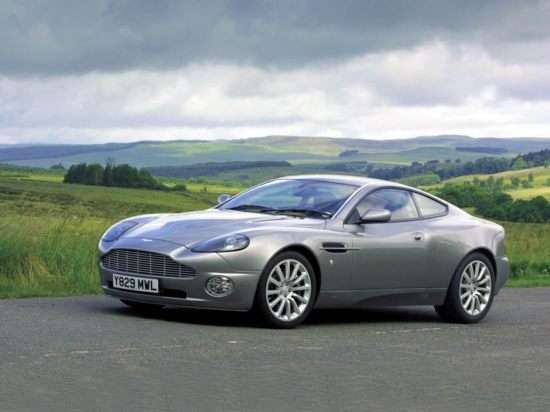 2006 Aston Martin Vanquish