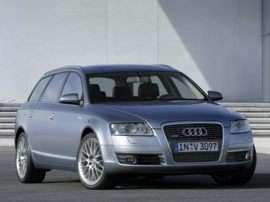 2006 Audi A6 3.2 Avant 4dr All-wheel Drive Quattro Station Wagon