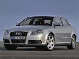 2006 Audi S4 4.2 4dr All-wheel Drive Quattro Sedan
