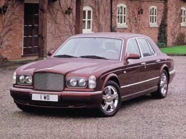 2006 Bentley Arnage RL