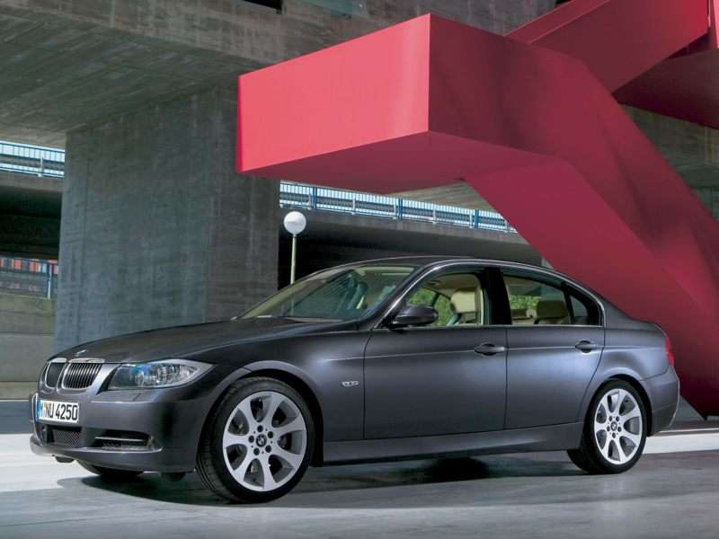 Research the 2006 BMW 325