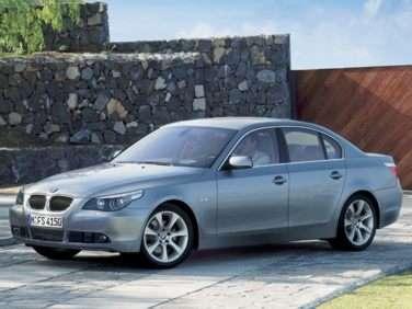2006 BMW 550
