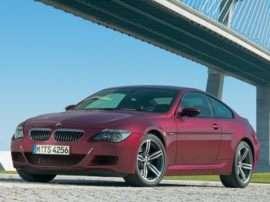 2006 BMW M6 Base 2dr Rear-wheel Drive Coupe