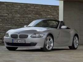 2006 BMW Z4 3.0i 2dr Roadster