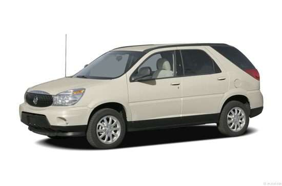 2006 buick rendezvous models trims information and. Black Bedroom Furniture Sets. Home Design Ideas