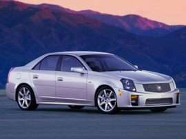 2006 Cadillac CTS-V Base 4dr Sedan