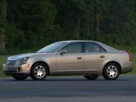 2006 Cadillac CTS Base 4dr Sedan