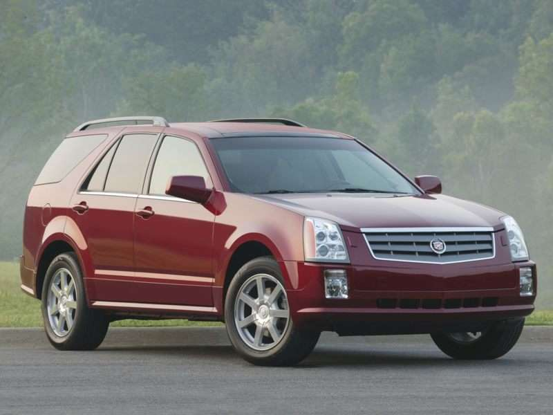 2006 Cadillac Srx Pictures Including Interior And Exterior