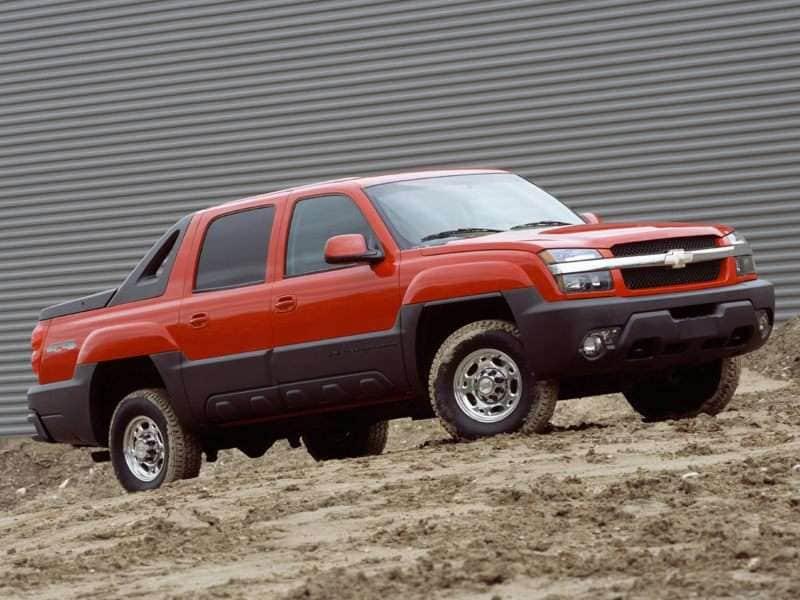 2006 Chevrolet Avalanche 2500