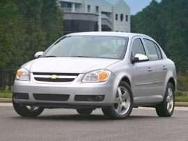 2006 Chevrolet Cobalt LS 4dr Sedan