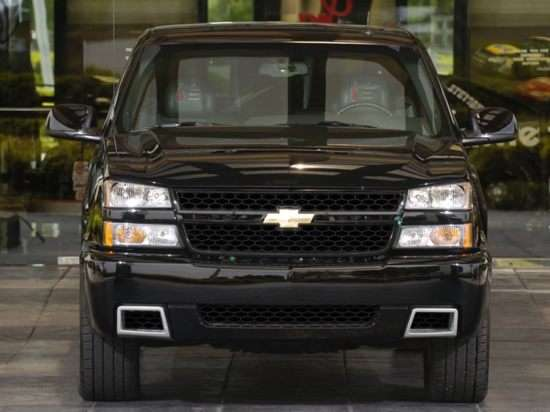 2006 chevrolet silverado 1500 ss models trims. Black Bedroom Furniture Sets. Home Design Ideas
