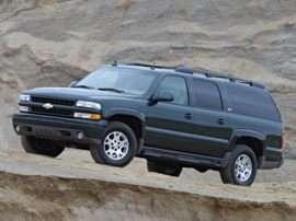 2006 Chevrolet Suburban 1500 LS 4x2