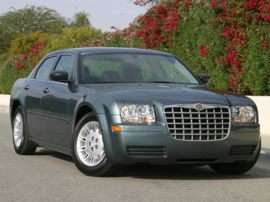 2006 Chrysler 300 Base 4dr Rear-wheel Drive Sedan
