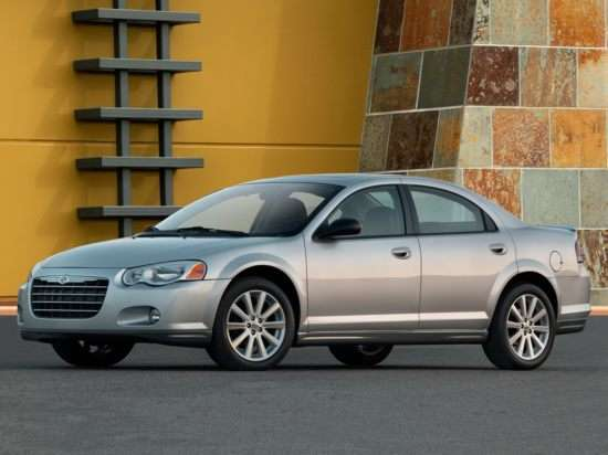 Chrysler Sebring: 2001 – 2006