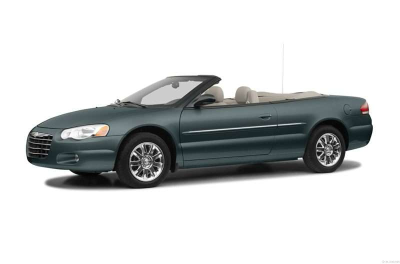 Research the 2006 Chrysler Sebring