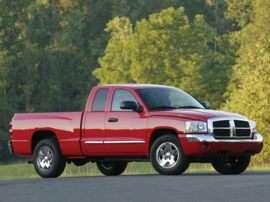 2006 Dodge Dakota Laramie 4x4 Club Cab 131.3 in. WB